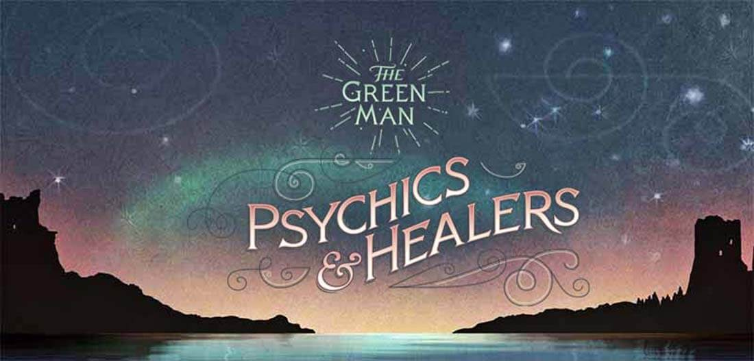 The Green Man Pschics & Healers