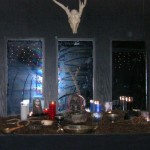 2010 Samhain altar