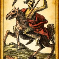 Tarot Tuesday ~ The Death Tarot