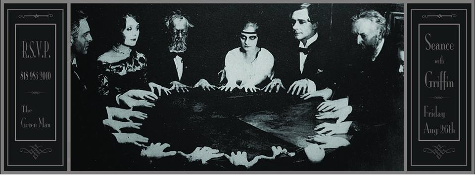 working seance with Grifffin flyer