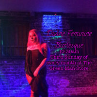 Burlesque Class with Shana