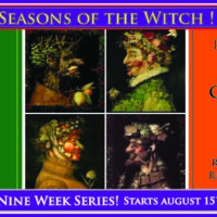 Seasons of the Witch series with Griffin Ced