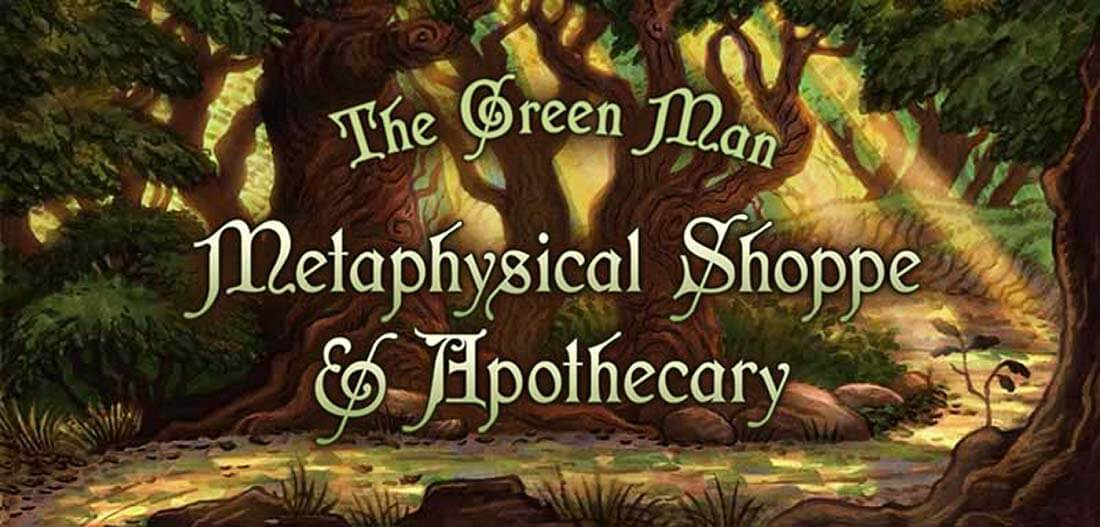 Magical Supplies and Apothecary | The Green Man Store