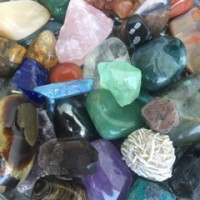 Exploring Crystal Energies and Messages