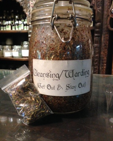 Get Out & Stay Out Incense product shot