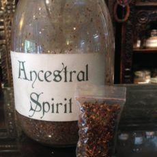 Ancestral Spirit Incense product shot