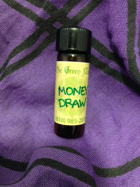 Money Draw Oil product shot