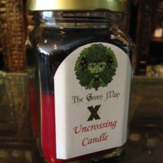 Uncrossing Jar Candle product shot