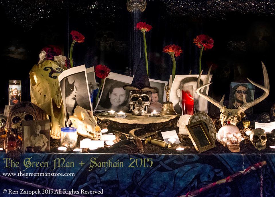 Samhain Ritual 2015 flyer