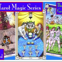 Tarot Magic Series with Griffin Ced