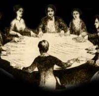 Victorian Seance with Madam Liz!
