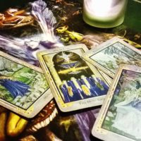 Beginning Tarot class series with Elysia
