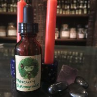 Mercury Retrograde Oil from the Green Man Store