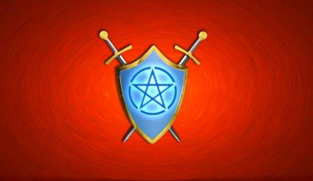 removing curses crest