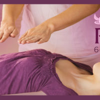 reiki class Los Angeles flyer