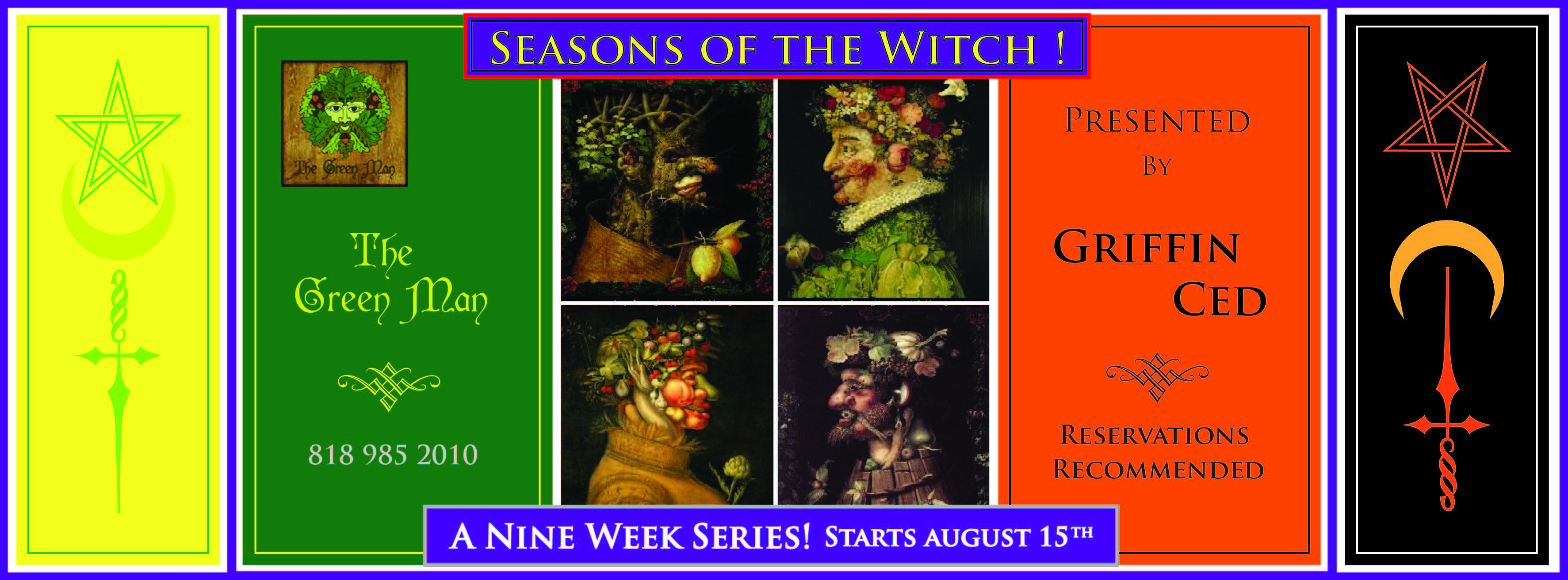traditional witchcraft series Los Angeles