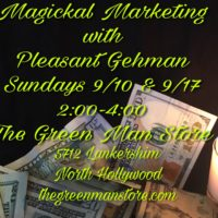 Magical Marketing & Promotion For Metaphysical Practitioners with Pleasant Gehman
