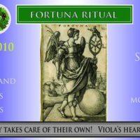 Fortuna Full Moon Ritual
