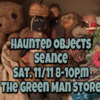 Haunted Objects Seance with Shana