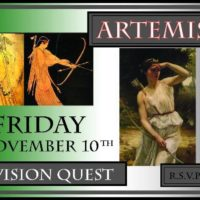 Artemis Vision Quest with Griffin Ced