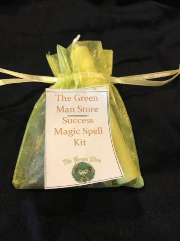 Success Spell Kit