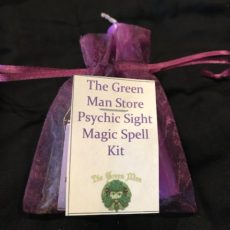 Psychic Sight Spell Kit
