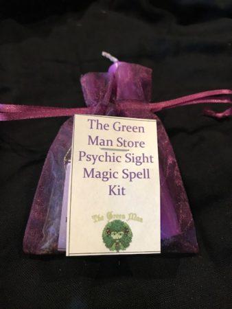 Psychic Sight Spell Kit