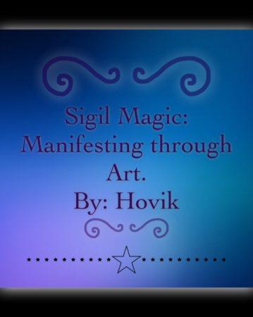 sigil magic flyer