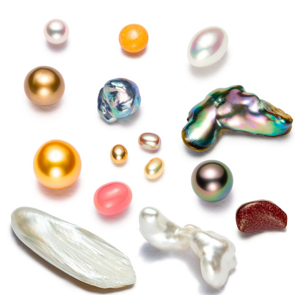 June Birthstones Pearl Alexandrite And Moonstone The