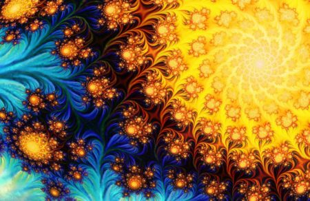 Los Angeles Summer Solstice Ritual with Laurie Lovekraft artwork