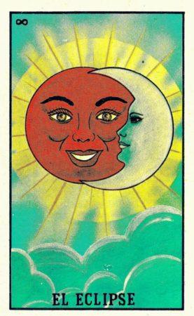witch bingo flyer