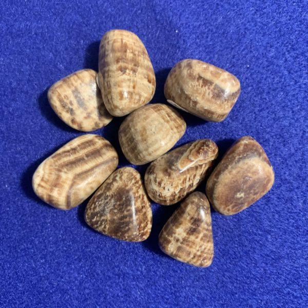 Aragonite (Tumbled)